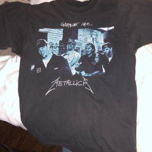 Garage Inc. Metallica shirt